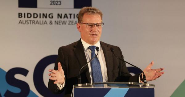 FFA Chairman Chris Nikou