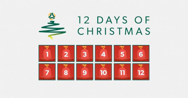 12 days of christmas FFA