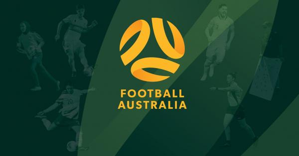 Football Australia new logo