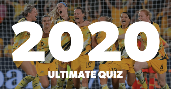 2020 Ultimate Quiz