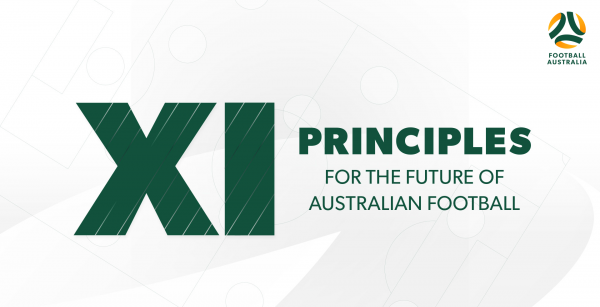 XI Football Australia Principles
