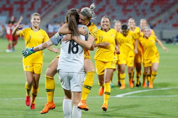 Matildas 2018 Asian Cup