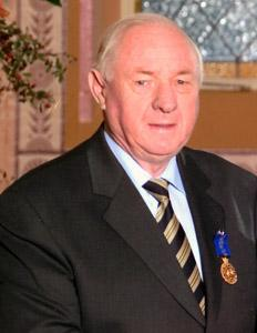 George Dick OAM