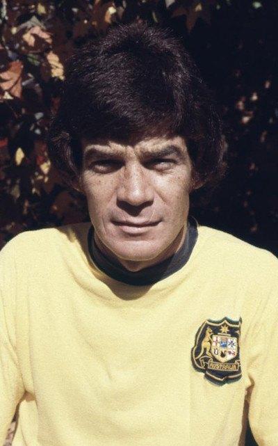 Johnny Warren, MBE, OAM