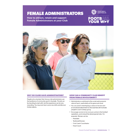 Female Administrators