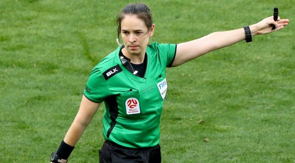 Rebecca Durcau to referee the Westfield W-League 2021 Grand Final