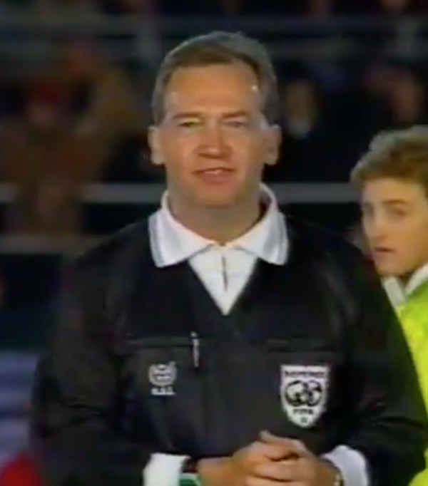 John Fraser referee