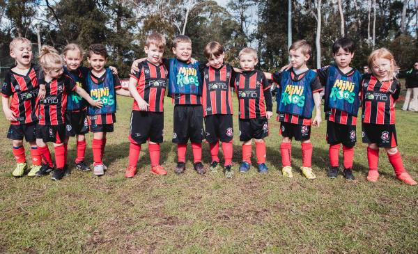 Football Australia celebrate AFC Grassroots Day 2021 with Blaxland FC