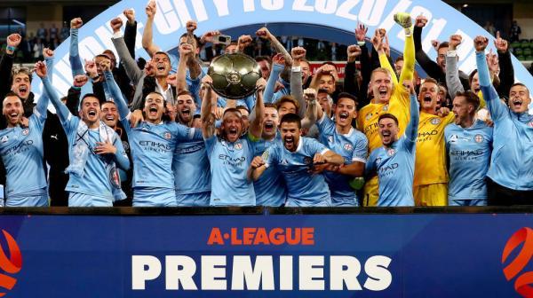Melbourne City FC claim A-League 2020/21 Premiership