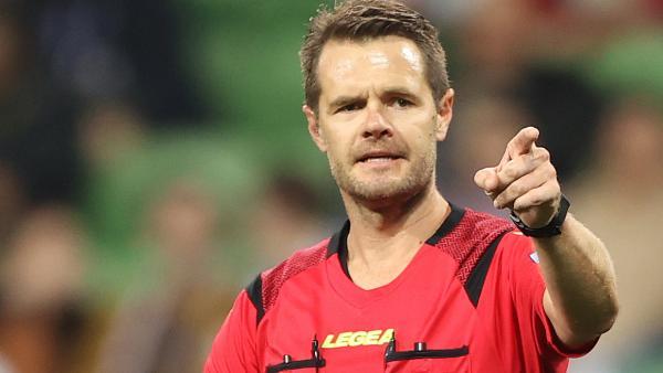 Chris Beath to referee A-League 2021 Grand Final
