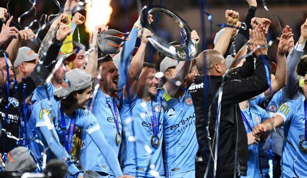 Melbourne City dominate Sky Blues in 3-1 Grand Final triumph