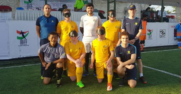 What is Blind Football?