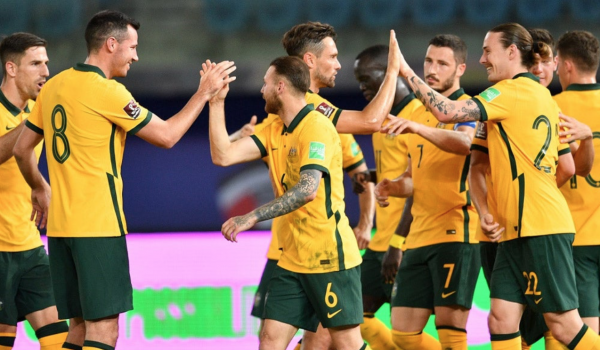Socceroos to kick off football coverage on 10