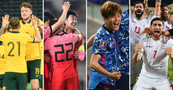 All Round 3 AFC Asian Qualifiers to be shown live on 10play