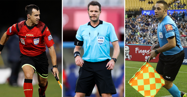 Australian referees to take charge of Tokyo 2020 Gold Medal match