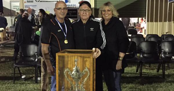 Meet Shaun Janes, the new trustee of Central Queensland's Wesley Hall Cup