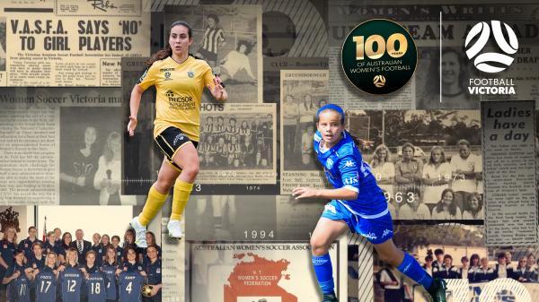 100 years of womens football