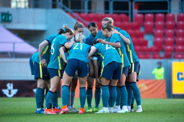 How to watch CommBank Matildas v Brazil series