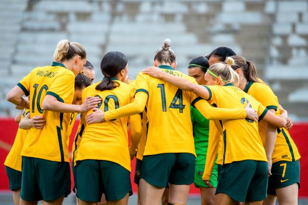 Matildas squad