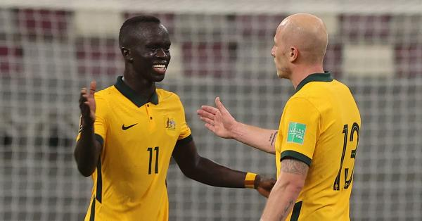 Socceroos break a world record for consecutive wins