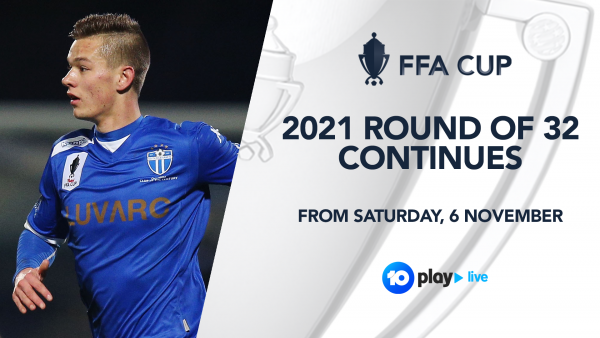 FFA Cup 2021 set for huge November with matches galore
