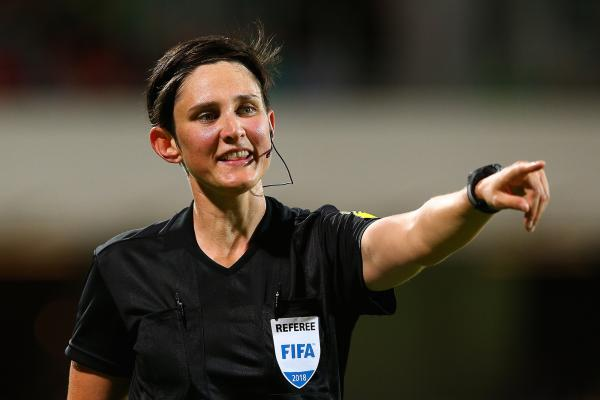 Kate Jacewicz to referee the Westfield W-League 2019 Grand Final