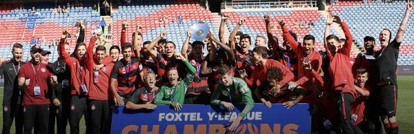 FFA Media Release: Western Sydney Wanderers FC to face Brisbane Roar FC in Foxtel Y-League 2019 Grand Final