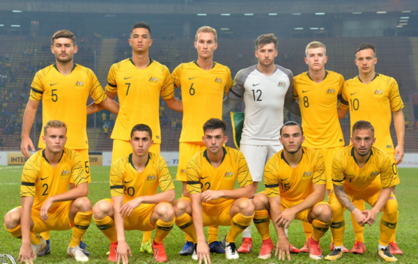 Australia U-23 to play New Zealand U-23 in two-match series