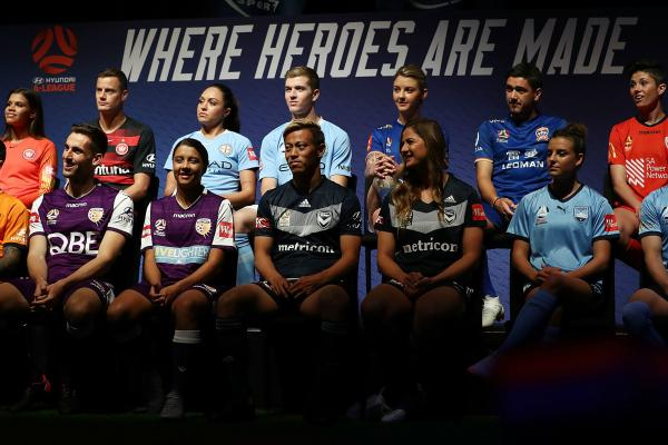 A-League and W-League release