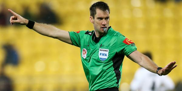 Jarred Gillett resigns from Hyundai A-League referee panel
