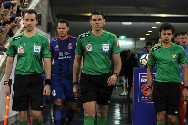 A-League refs