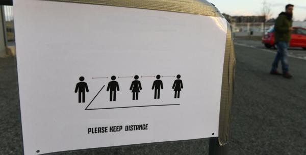 Social Distancing - ARC